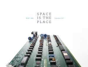 la copertina di space is the place 2017